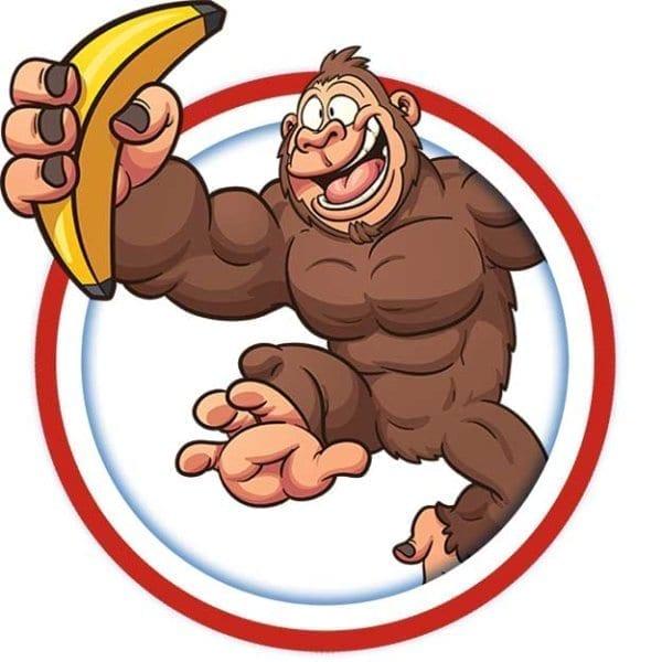 """""""Go Bananas"""" Punny Shirts"""