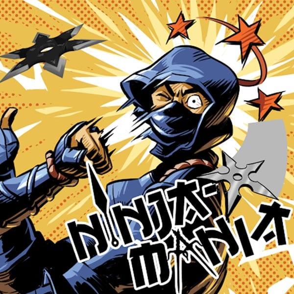 ninja-mania-pinball-game